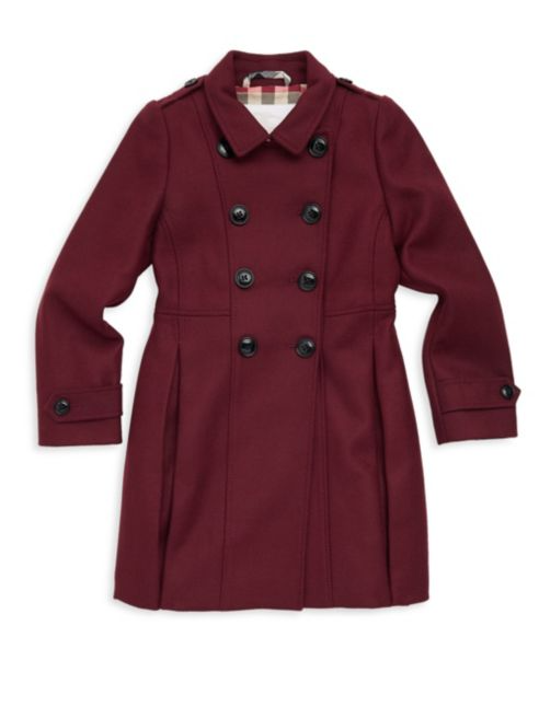 Frieda Double Breasted Coat