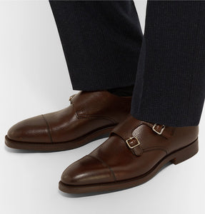 Georg Cleverly Monk-Strap Shoes