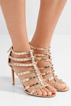 Valentino leather sandals