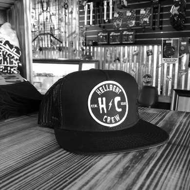 Hellbent Crew Patched SnapBack Hat