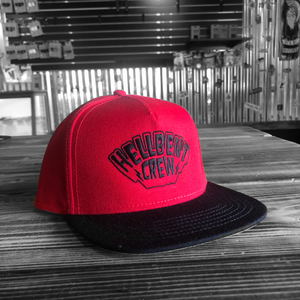 Hellbent Crew - Red and Black