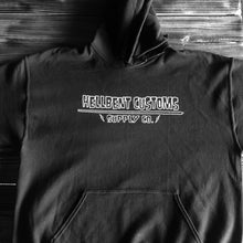 Hellbent Customs Supply Co. Pull Over Hoodie