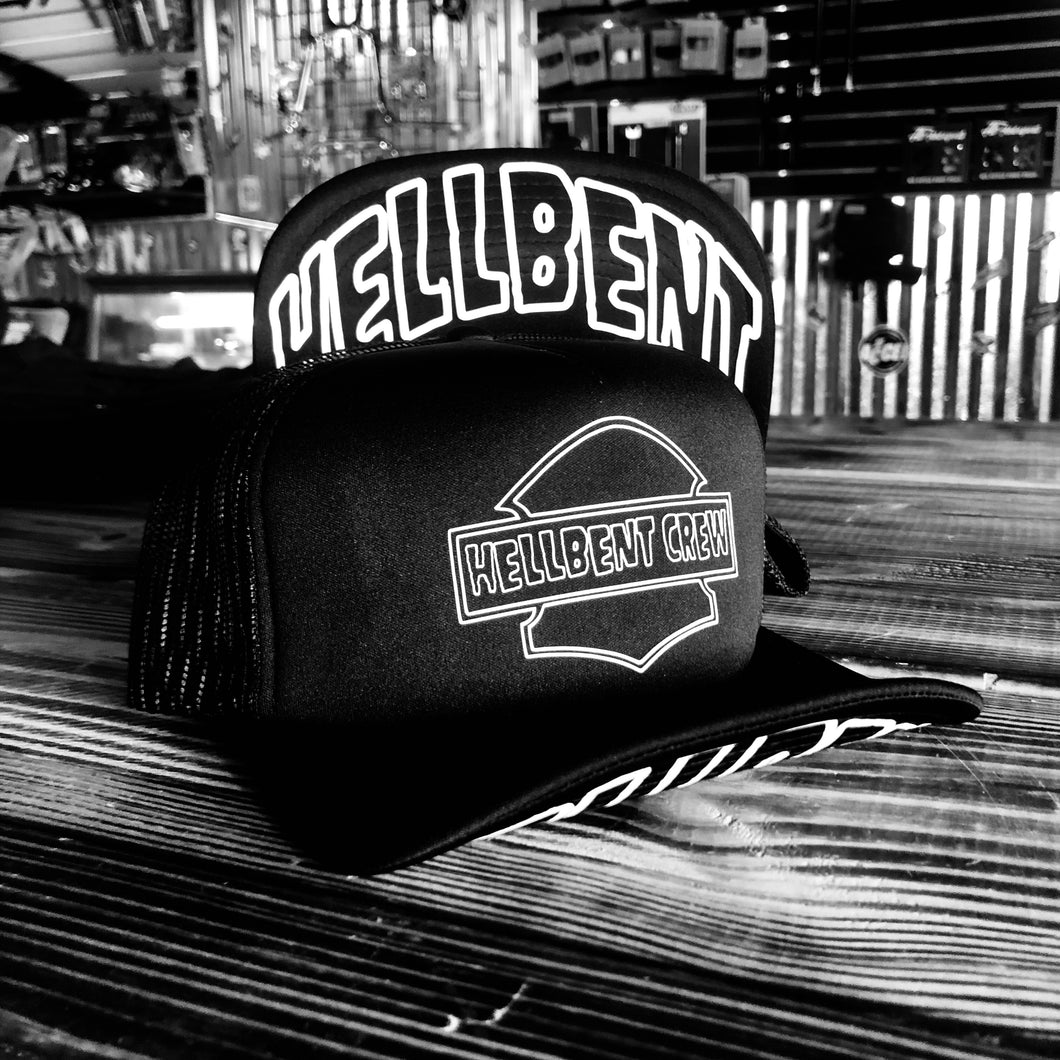 Hellbent Crew New Dog Trucker