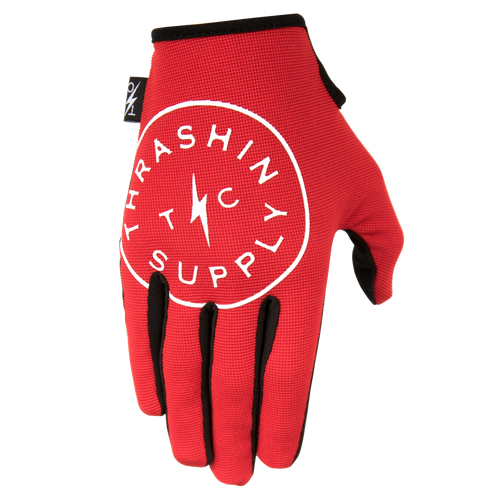 Thrashin Supply Stealth Glove V.2 - Red