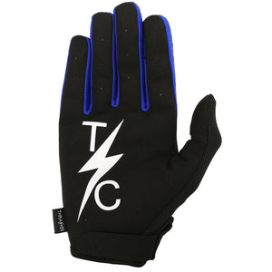 Thrashin Supply Stealth Glove - Black/Blue