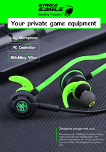 Plextone Gaming Headphones