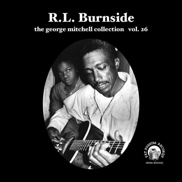 Vol 26 - R.L. Burnside