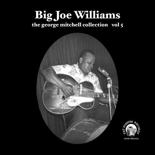 Vol 05 - Big Joe Williams