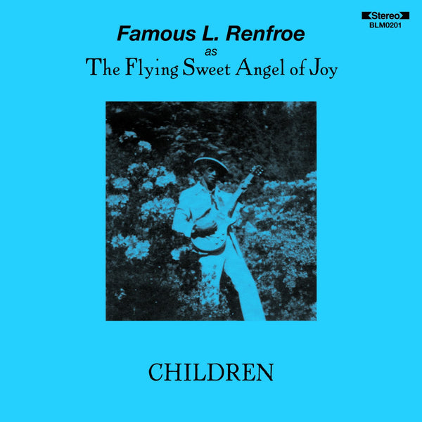 Children by the Flying Sweet Angel of Joy