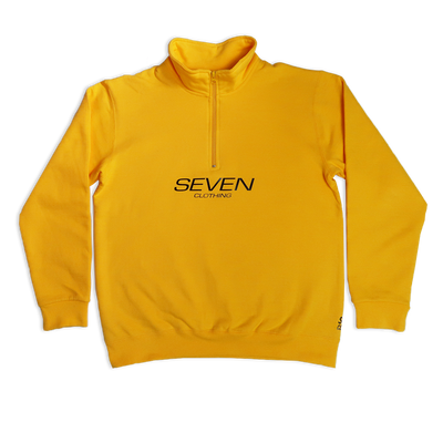 Sweatshirt 1/4 Zip - SEVEN CLOTHING