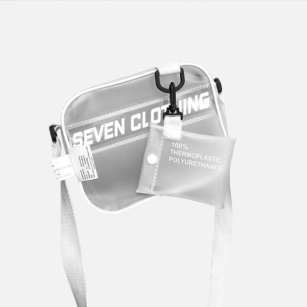 Transparent Bag - SEVEN CLOTHING
