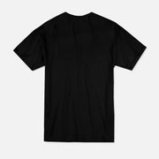 T-shirt Black - SEVEN CLOTHING Motif Signature