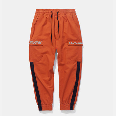 Cargo orange - SEVEN CLOTHING