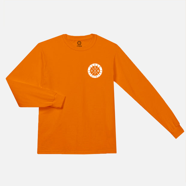 Longsleeve Orange - OGO