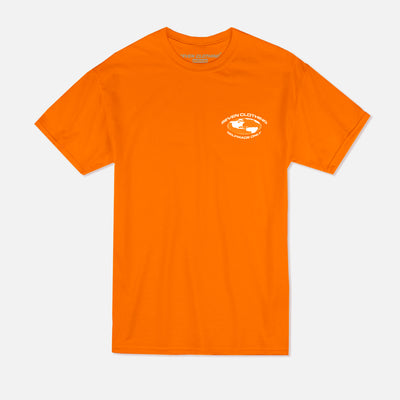 T-shirt Orange - SELFMADE ONLY