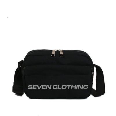 Shoulder Bag Black - SEVEN CLOTHING