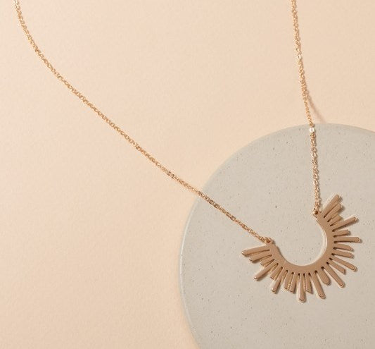 Shineshine Necklace- Gold