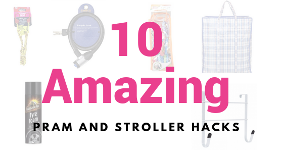 10 Amazing Pram and Stroller Hacks You Never Knew You Needed