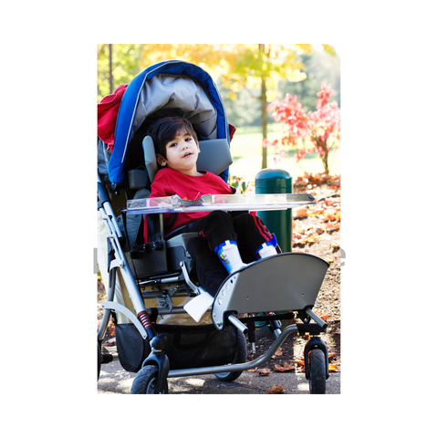 What to consider when you are purchasing a special needs stroller or pram