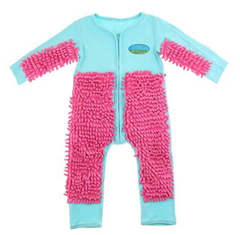 baby cleaning suit