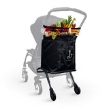 BuggyCart™: The Original World-First Shopping-Cart for your pram.