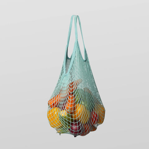 String Market Tote: Eco friendly washable