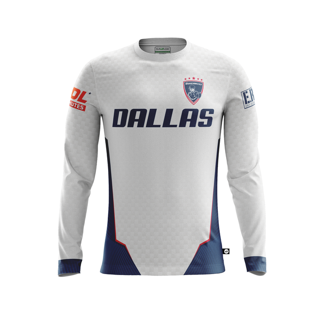 2021 Replica Long Sleeve Jersey (not custom)