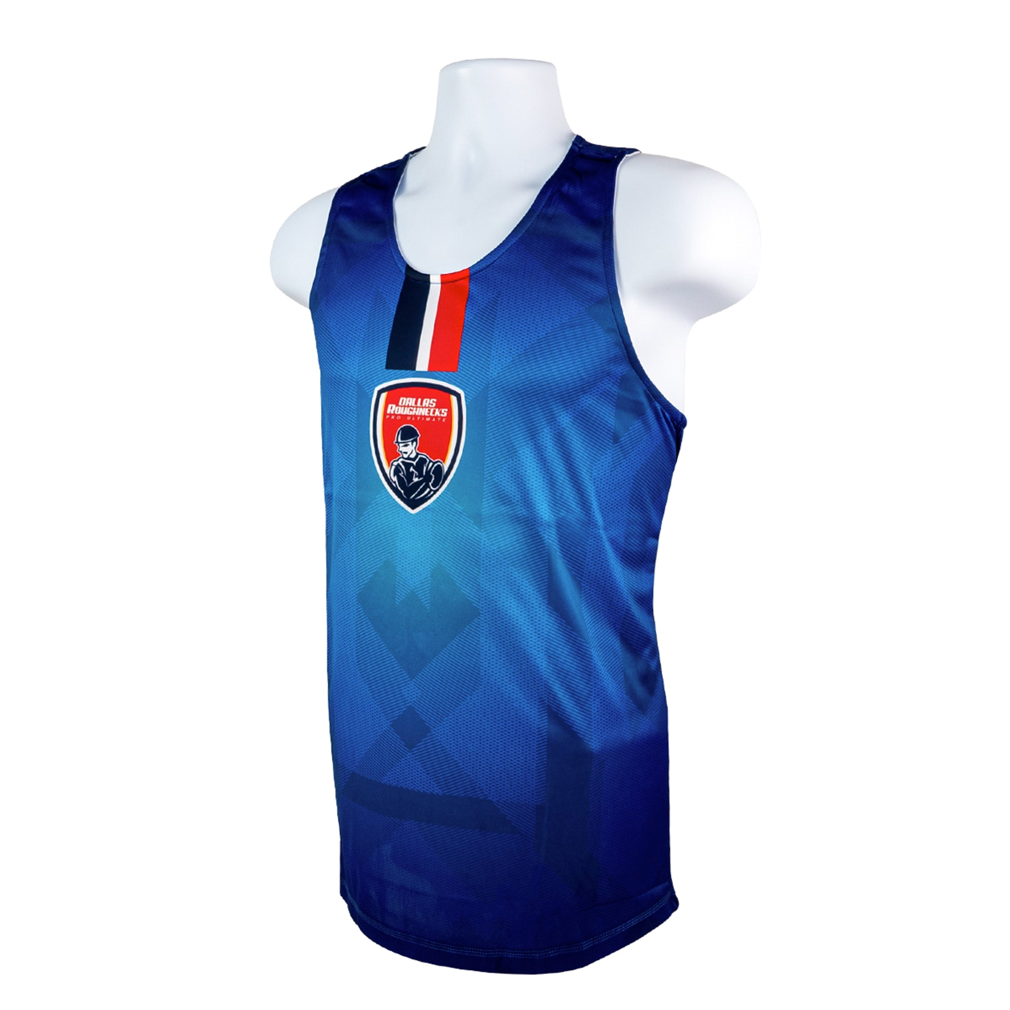 Roughnecks Tank Top - Blue