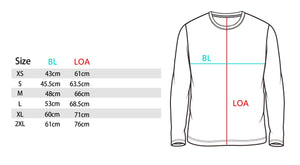 Long Sleeve Fan Jersey - White