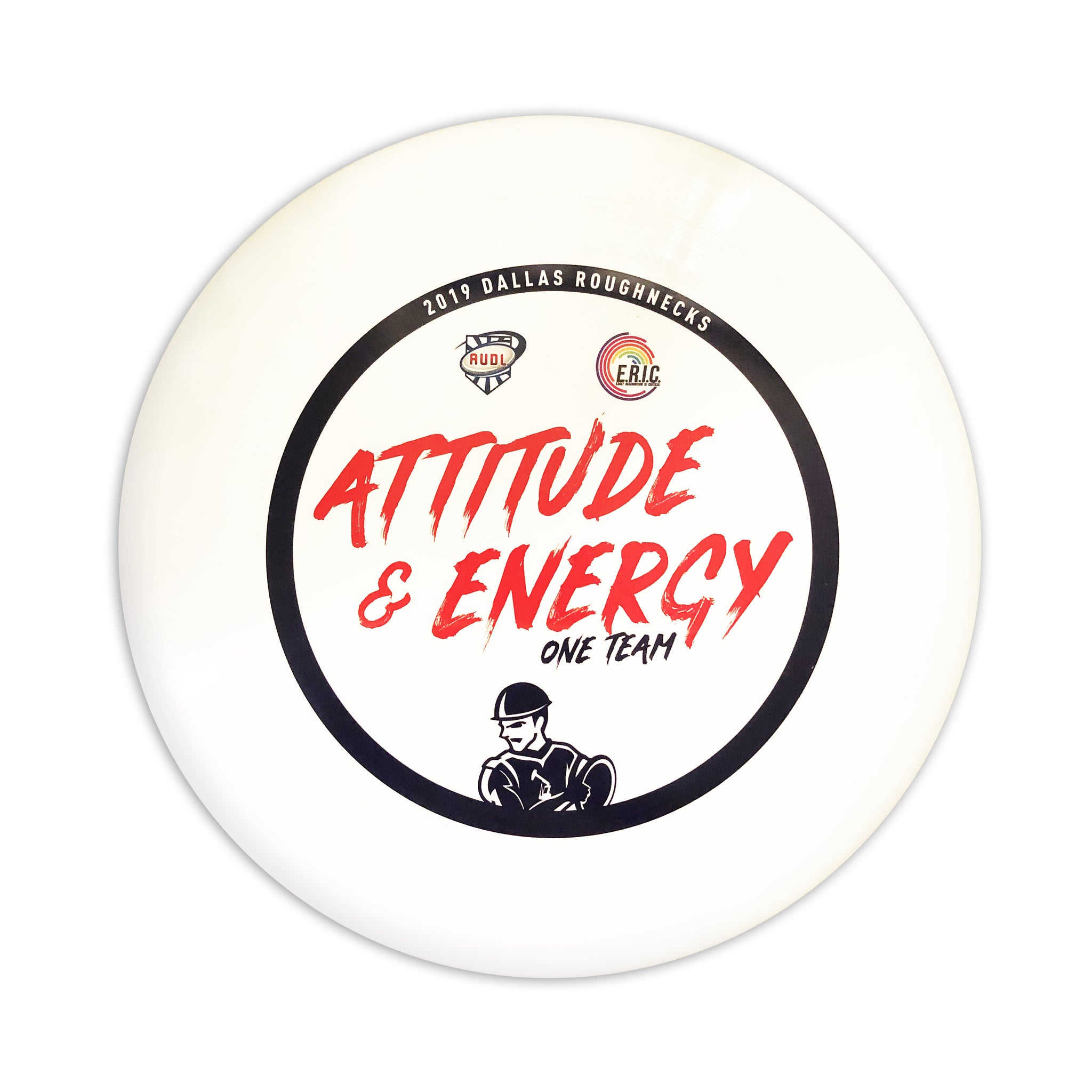 Roughnecks Disc - Attitude