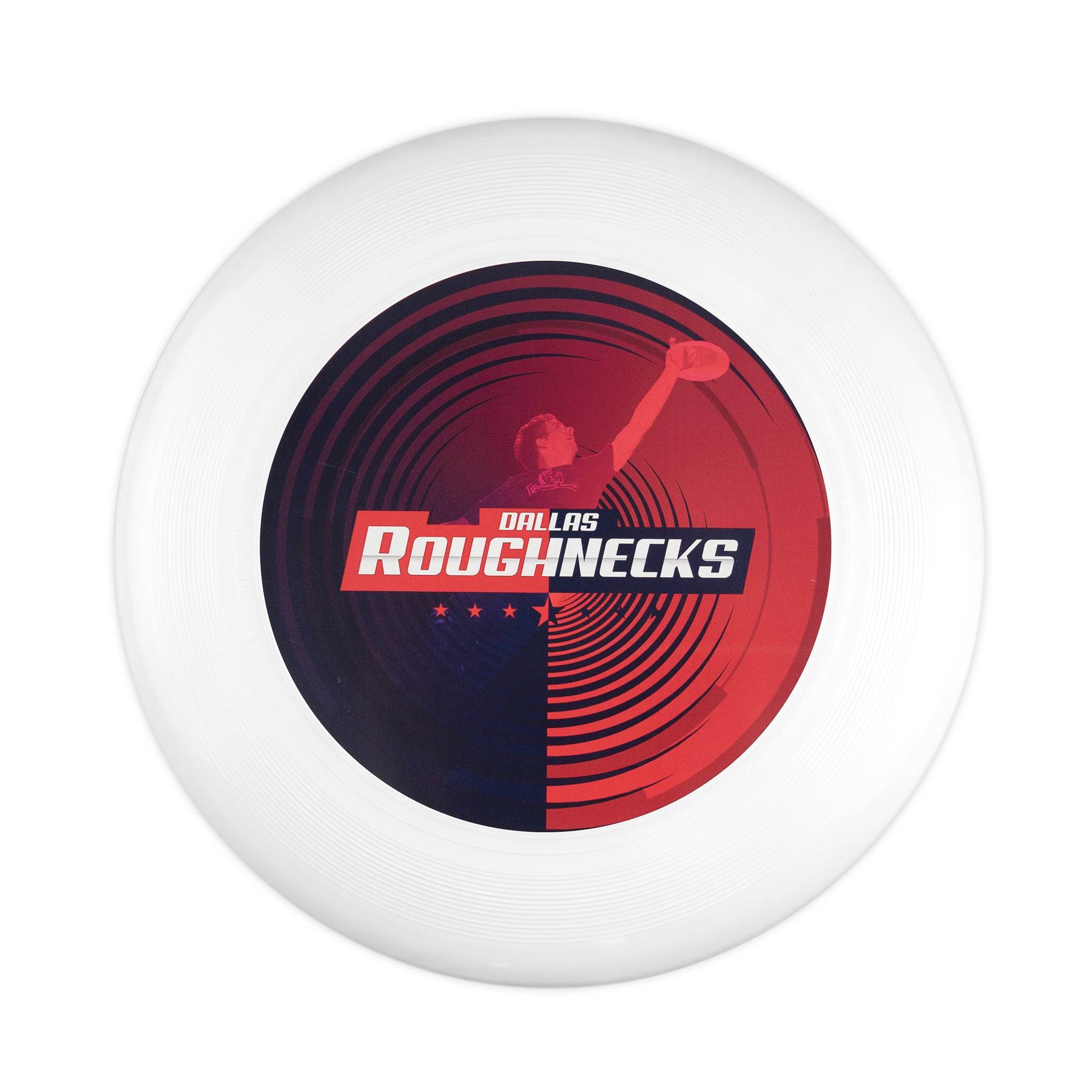 Roughnecks Red & Blue Disc