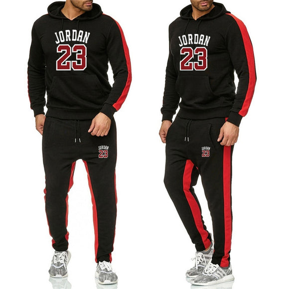 Men Jordan sport suits hoodie