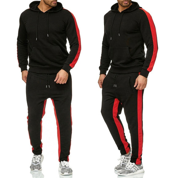 Men Sport Hoodies Sweatshirts
