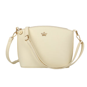 New fashion Casual small imperial crown candy color handbags