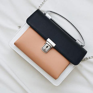 High-quality small ladies messenger bags leather shoulder bags