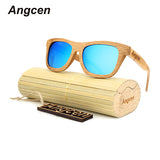 New fashion Men and Women Bamboo Sunglasses
