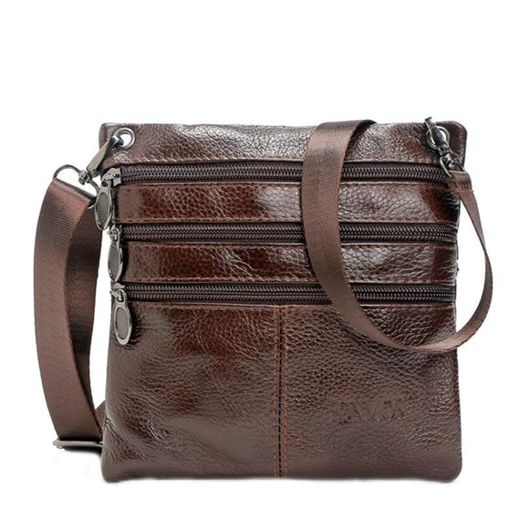 Xiniu luxury handbags men bags designer men bags of leather Business Crossboby