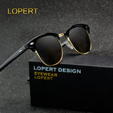 Unisex Fashion LOPERT Polarized Sunglasses