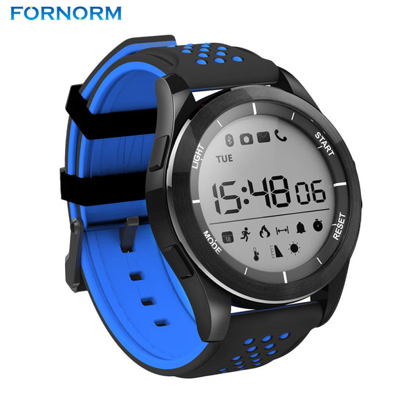 FORNORM F3 Smart Bluetooth Bracelet Waterproof IP68 Outdoor Mode Sport Watch