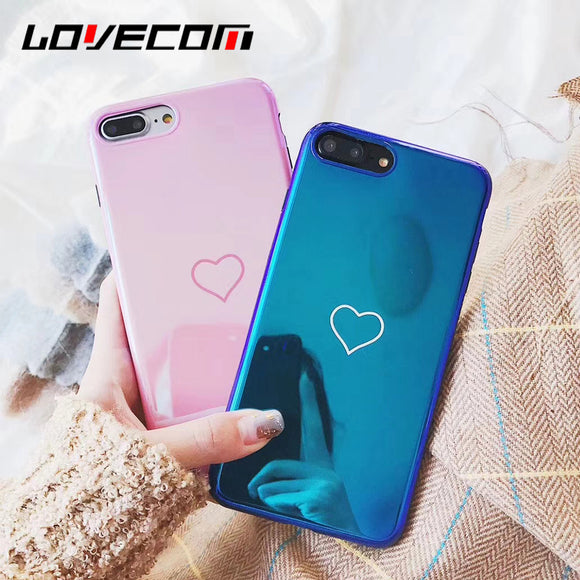 LOVECOM Blu-Ray Phone Case For iPhone 6 6S 7 8