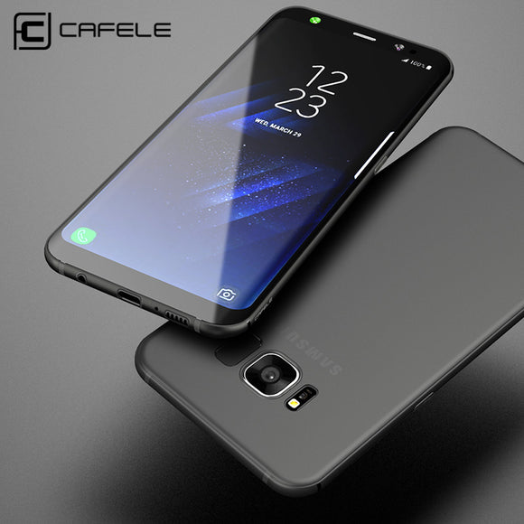 CAFELE Silicone Case for Samsung S8 S8 Plus Case Soft
