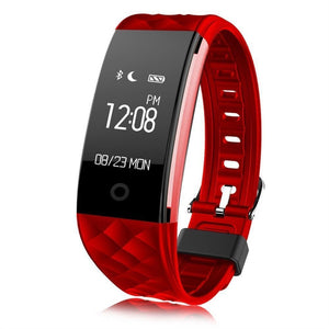 Waterproof Heart Rate GPS Smart Wristband Watch Bracelet