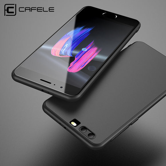 CAFELE soft Case For huawei honor 9 cases TPU silicon Slim Ultra Thin Phone Cover