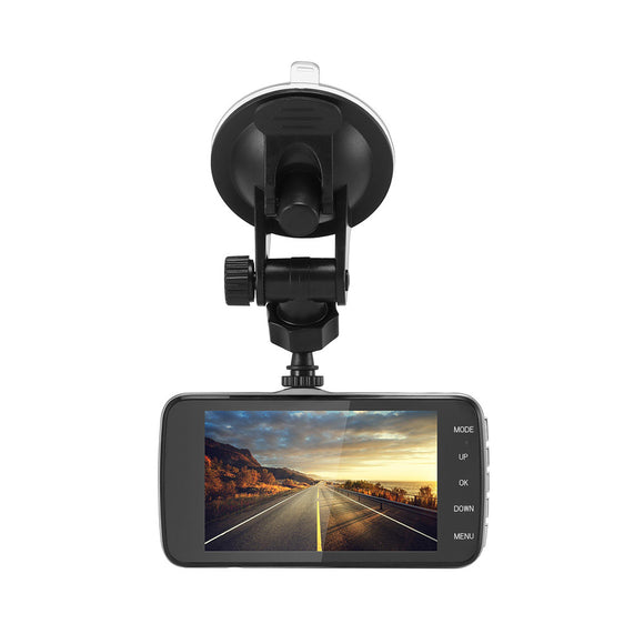 1080P FHD 1.0MP Dash Camera Car DVR Video Recorder