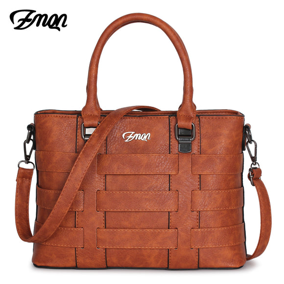 Women Famous Brands PU Leather Handbag