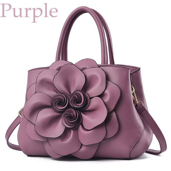 Luxury Women PU Leather Handbags