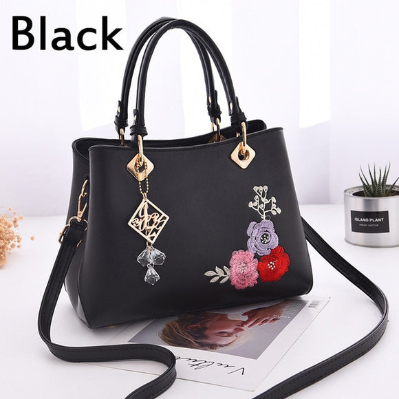 Women 2018 High-Quality Shoulder Cross-body Handbags