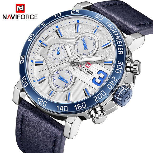 Top Brand Luxury NAVIFORCE Watches Men Fashion