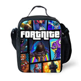 FORUDESIGNS School Bags Fortnite Games Pattern School Backpack