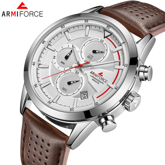 Top Brand Waterproof Men Military Sport Watch